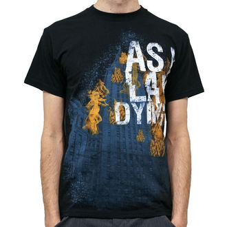 t-shirt metal men's As I Lay Dying - Building On Fire - KINGS ROAD - KINGS ROAD - 00223