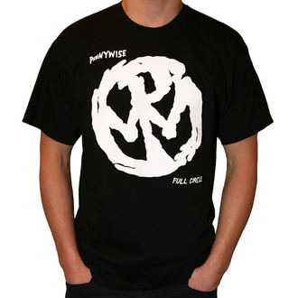 t-shirt metal men's Pennywise - Full Circle - KINGS ROAD - Black - KINGS ROAD - 00050