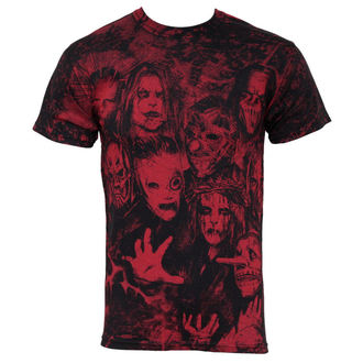 t-shirt metal Slipknot - Thorns All Over - BRAVADO - 15092097