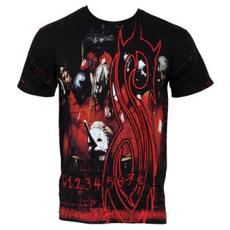 t-shirt metal Slipknot - Debut All Over - BRAVADO - 15092111