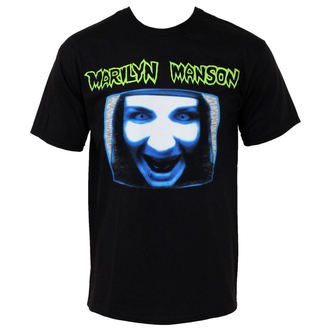 t-shirt metal men's Marilyn Manson - MMTV - BRAVADO - 20531002