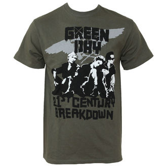 t-shirt metal men's Green Day - Vandals - BRAVADO - GDY2007