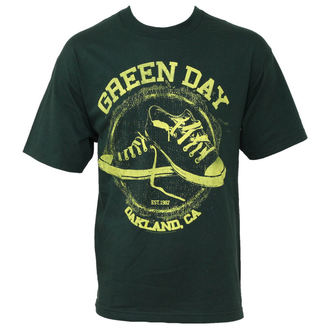t-shirt metal men's Green Day - All Star - BRAVADO - 12141313