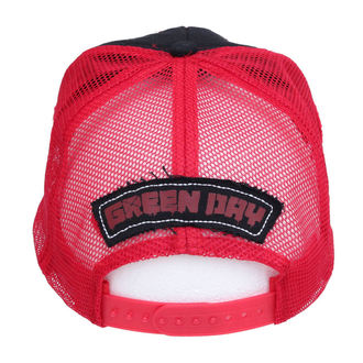 cap Green Day - Patch Mesh Trucker