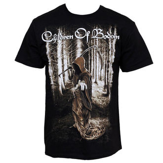 t-shirt metal Children of Bodom - Death Wants You - BRAVADO - COB1009