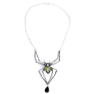 necklace Emerald Venom - ALCHEMY GOTHIC - P432