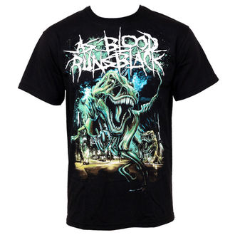 t-shirt men As Blood Runs Black - T-Rex - PLASTIC HEAD