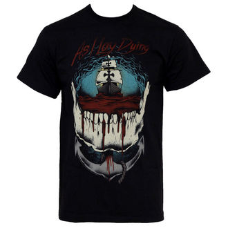 t-shirt metal men's As I Lay Dying - Seajaw - PLASTIC HEAD - PH5964