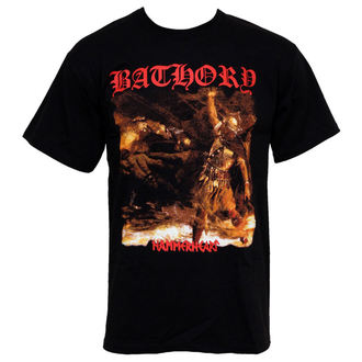 t-shirt men Bathory - Hammerheart - PLASTIC HEAD