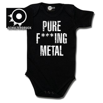 Baby Body Arch Enemy - Pure F *** ingMetal - Metal-Kids, Metal-Kids, Arch Enemy