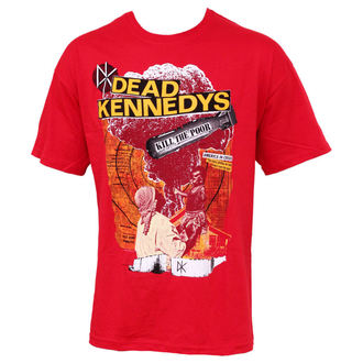 t-shirt metal men's Dead Kennedys - Kill The Poor - PLASTIC HEAD - PH5858