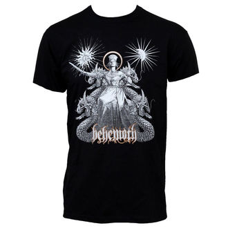 t-shirt men Behemoth - Evangelion - PLASTIC HEAD