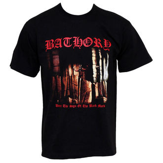 t-shirt metal men's Bathory - Under The Sign - PLASTIC HEAD - PH5417