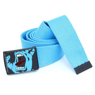belt SANTA CRUZ - Screaming Hand - Bu / Fa