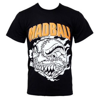 t-shirt metal men's Madball - Classic Ball - Buckaneer - 001-1174-001