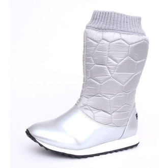 winter boots women's - Ribbas - PROTEST - 248 SILVER