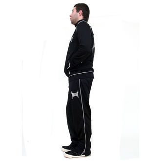 pants (trackpants) men TAPOUT - Logo Zipper