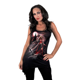 dress women SPIRAL - Blood Moon - Gothbotm Viscose - AS135234