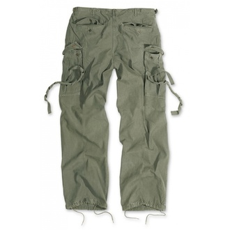 pants SURPLUS - Vintage - OLIV
