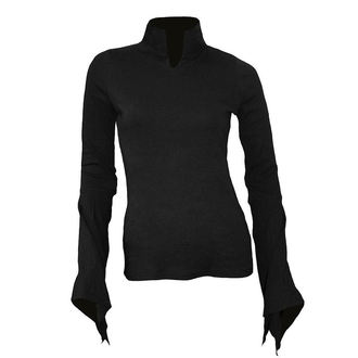 Women's t-shirt with long sleeve SPIRAL - Highneck