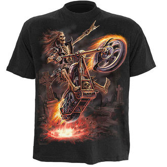 t-shirt children's - Hell Rider - SPIRAL