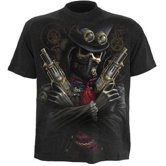 t-shirt men's - Steam Punk Bandit - SPIRAL - T042M101