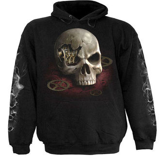 hoodie men's - Steam Punk Bandit - SPIRAL - T042M451