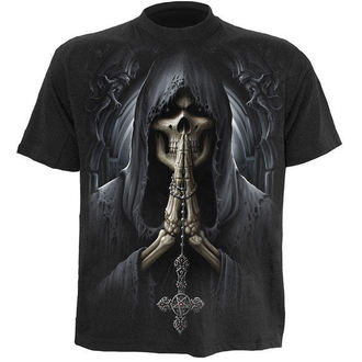 t-shirt men's - Death Prayer - SPIRAL - T043M101