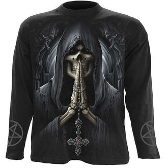 t-shirt men's - Death Prayer - SPIRAL - T043M301