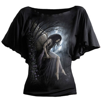 t-shirt women's - Angel Lament - SPIRAL - T047F719