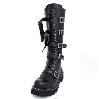 boots KMM 20 eyelets - Black Monster 5P - 205
