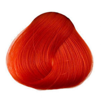 color to hair DIRECTIONS - Coral Red