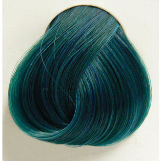 color to hair DIRECTIONS - Alpine Green