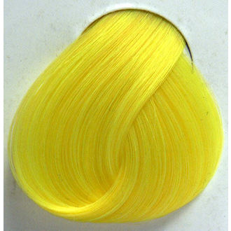 color to hair DIRECTIONS - Bright Daffodil
