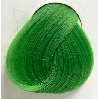 color to hair DIRECTIONS - Spring Green