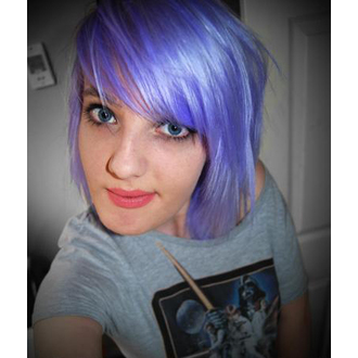 color to hair DIRECTIONS - Lilac