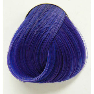 color to hair DIRECTIONS - Neon Blue