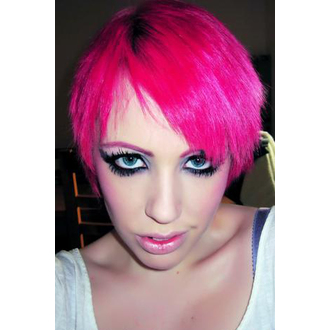 color to hair DIRECTION - Flamingo Pink