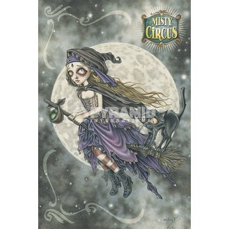 poster Victoria Frances - Flight Of The Sorcer - PYRAMID POSTERS - PP32558