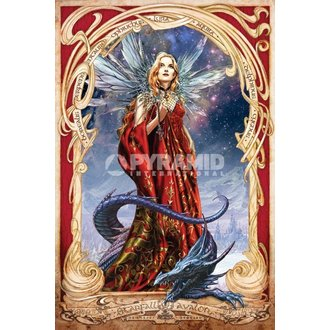 poster Alchemy - Starfall On Avalon - PYRAMID POSTERS - PP32643