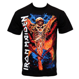 t-shirt metal men's Iron Maiden - Vampyr - ROCK OFF - IMTEE23