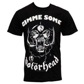 t-shirt metal Motörhead - Gimme Some - ROCK OFF - MHEADTEE10MB