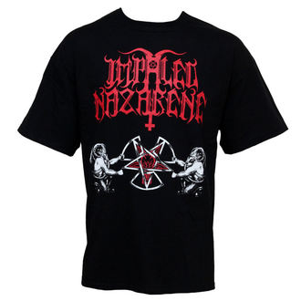 t-shirt metal men's Impaled Nazarene - Nuclear Pentagram - RAZAMATAZ, RAZAMATAZ, Impaled Nazarene