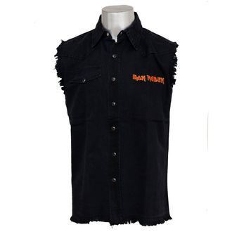 vest men's Iron Maiden - Live After Death - RAZAMATAZ