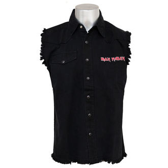 vest men's Iron Maiden - The Trooper - RAZAMATAZ - WS029