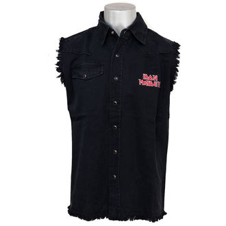 vest men's Iron Maiden - The Final Frontier Face WS032 - RAZAMATAZ