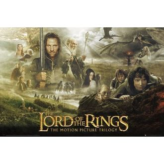 poster Lord Of The Rings - Trilogy - FP2616 - GB posters