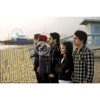 poster Paramore - Beach - LP1292, GB posters, Paramore