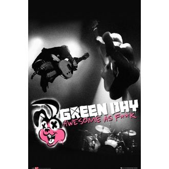 poster Green Day - Awesome As - LP1459 - GB posters