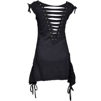 dress women POIZEN INDUSTRIES - Rock - Black